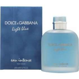 Gabbana Blue Intense Edp Light Homme Pour Dolceamp; Eau 200ml 4j3R5AL