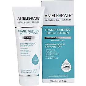 Ameliorate Transforming Fragrance Free Body Lotion 200ml