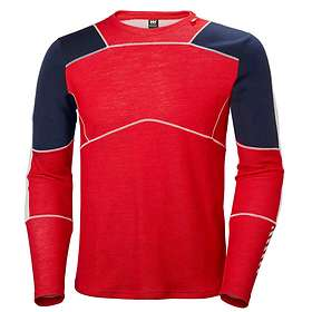 Helly Hansen Lifa Merino Crew LS Shirt (Men's)