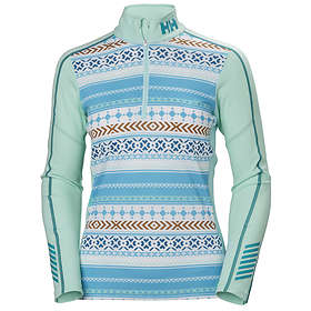 Helly Hansen Lifa Active Graphic LS Shirt Half Zip (Dam)