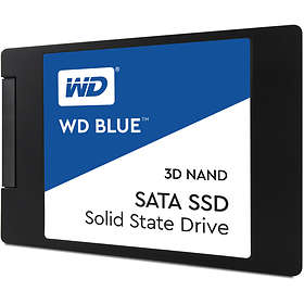 "WD Blue 3D NAND SSD 2.5"" SATA III 250Go"
