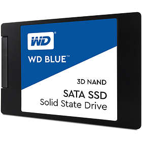 "WD Blue 3D NAND SSD 2.5"" SATA III 1To"
