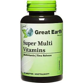 holistic multivitamin 90 kapslar