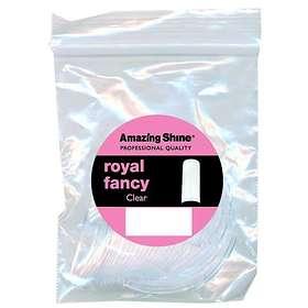 Amazing Shine Royal Fancy French False Nails 50-pack