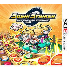 Sushi Striker: Way of the Sushido (3DS)