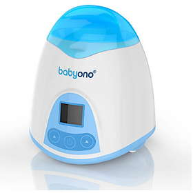 BabyOno 2 in 1 Bottle Heater And Sterilizer