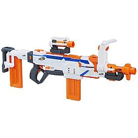 Image is loading 2x-Nerf-6-capacity-magazine-clip-official-nerf-