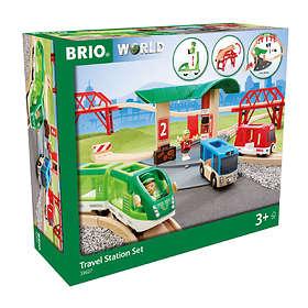 BRIO Res Och Stationsset 33627