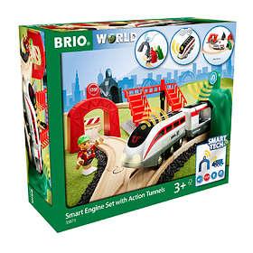 BRIO Tågsset Med Ljus Och Ljud 33873