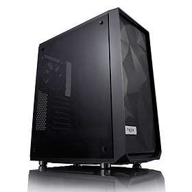 Fractal Design Meshify C Dark TG (Black/Transparent)