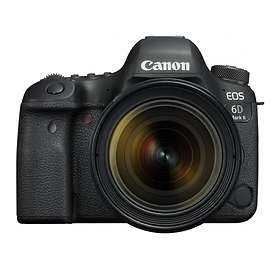 Canon EOS 6D Mark II + 24-70/4,0 L IS USM