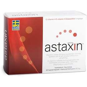 AstaReal Astaxin 60 Kapslar