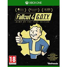 Fallout 4 - Game of the Year Edition (Xbox One)