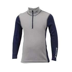 Aclima Warmwool Mock Neck LS Shirt Half Zip (Jr)