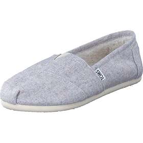 Toms Classics Canvas Slip On (Dame)