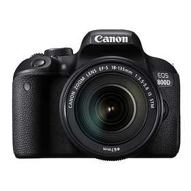 Canon EOS 800D + 18-55/3,5-5,6 IS STM