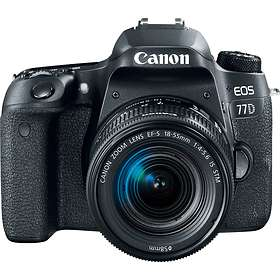 Canon EOS 77D + 18-55/3,5-5,6 IS STM