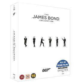 The James Bond Collection (1962-2015)