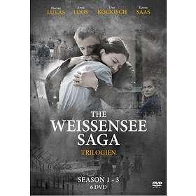 The Weissensee Saga - Trilogien