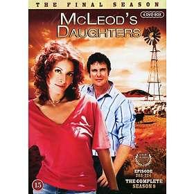 McLeods Döttrar - Säsong 8