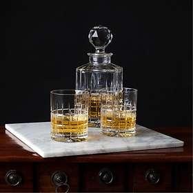 Hadeland Glassverk Kube Whiskyglass 35cl 2-pack