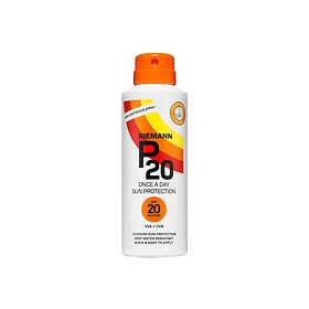 Riemann P20 Once A Day Sun Protection Spray SPF20 150ml