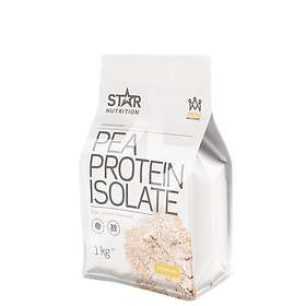 Star Nutrition Pea Protein Isolate 1kg