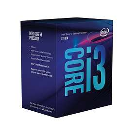 Intel Core i3 8100 3,6GHz Socket 1151-2 Box