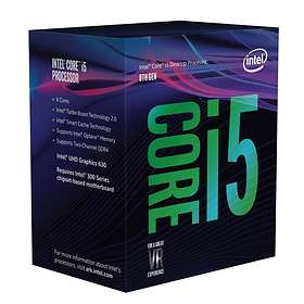 Intel Core i5 8400 2,8GHz Socket 1151-2 Box