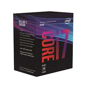 Intel Core i7 8700 3.2GHz Socket 1151-2 Box
