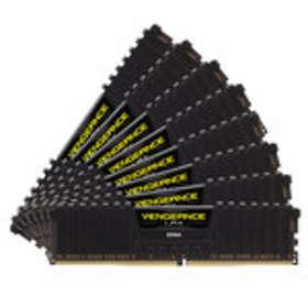 Corsair Vengeance LPX Black DDR4 3800MHz 8x8GB (CMK64GX4M8X3800C19)