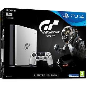 Sony PlayStation 4 Slim 1TB (+ Gran Turismo Sport) - Limited Edition