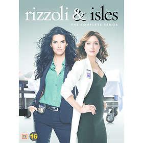 Rizzoli & Isles - Säsong 1 -7