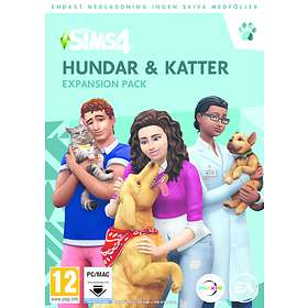 The Sims 4 Expansion: Katter Og Hunder