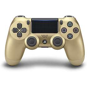 Sony DualShock 4 V2 - Gold (PS4) (Original)