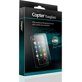 Copter Exoglass Curved Screen Protector for Samsung Galaxy Note 8
