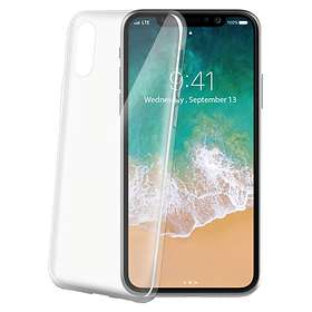 Celly Ultrathin TPU Cover for iPhone X