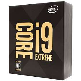 Intel Core i9 7980XE 2,6GHz Socket 2066 Box without Cooler