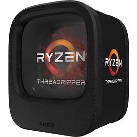 AMD Ryzen Threadripper 1900X 3,8GHz Socket TR4 Box without Cooler