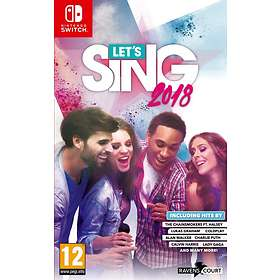 Let's Sing 2018 (Switch)