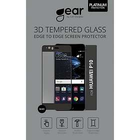 Gear by Carl Douglas 3D Tempered Glass for Huawei P10
