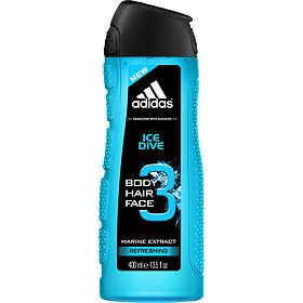 Adidas Ice Dive Shower Gel 400ml