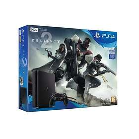 Sony PlayStation 4 Slim 500Go (+ Destiny 2)