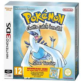 Pokémon Silver Version (3DS)