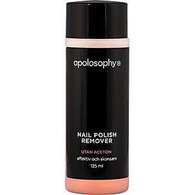 apolosophy Acetone Free Nail Polish Remover 125ml