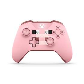 Microsoft Xbox One Wireless Controller S - Minecraft Pig (Xbox One/PC)