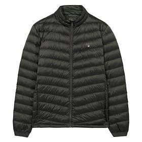 5007ce188 Hugo Boss Jagson Slim Fit Biker Jacket In Part Quilted Leather ...