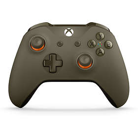 Microsoft Xbox One Wireless Controller S - Green/Orange (Xbox One/PC)