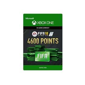 FIFA 18 - 4600 Points (Xbox One)