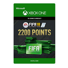 FIFA 18 - 2200 Points (Xbox One)